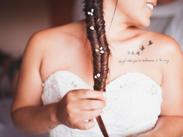 La boda de Miki y Fio en Santa Eugenia, Islas Baleares 41