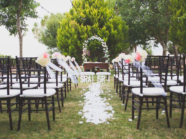 La boda de Miki y Fio en Santa Eugenia, Islas Baleares 44