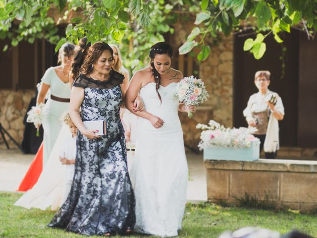La boda de Miki y Fio en Santa Eugenia, Islas Baleares 46