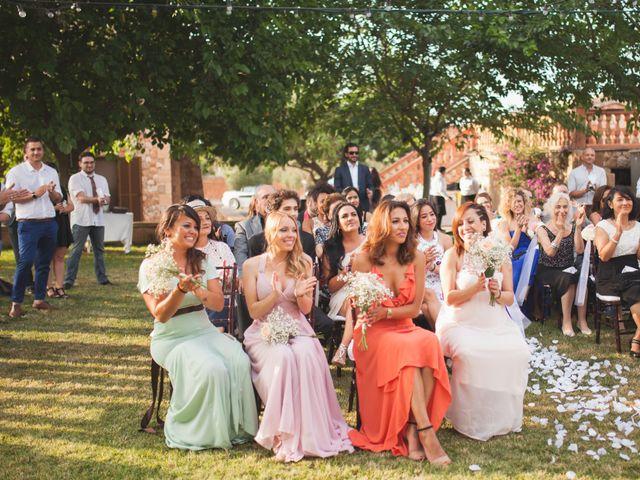 La boda de Miki y Fio en Santa Eugenia, Islas Baleares 52