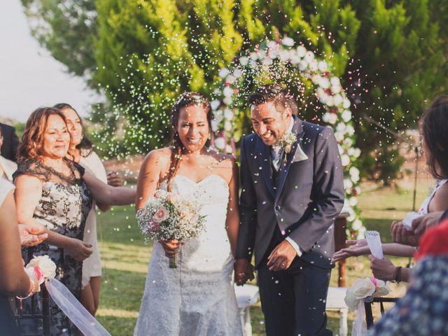 La boda de Miki y Fio en Santa Eugenia, Islas Baleares 59