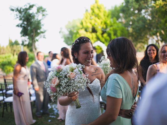 La boda de Miki y Fio en Santa Eugenia, Islas Baleares 62