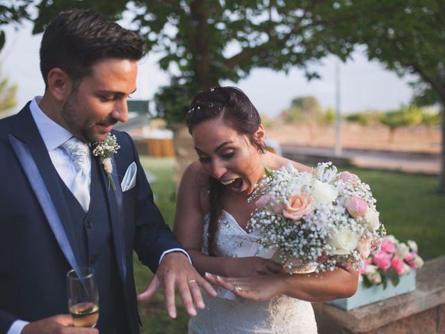 La boda de Miki y Fio en Santa Eugenia, Islas Baleares 66