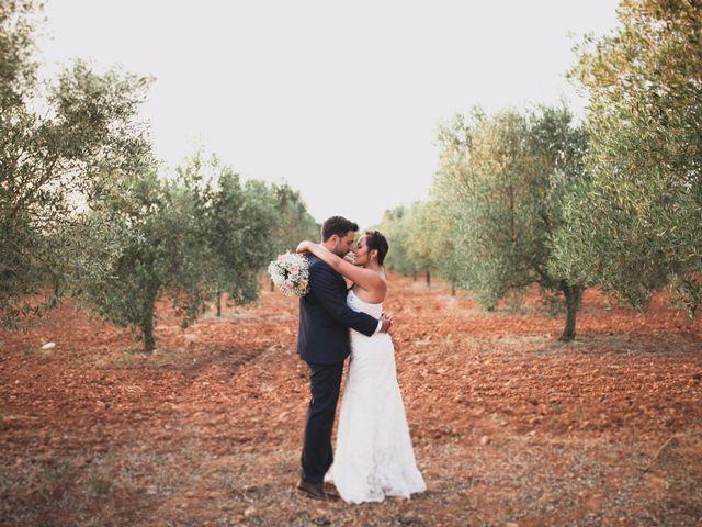 La boda de Miki y Fio en Santa Eugenia, Islas Baleares 76