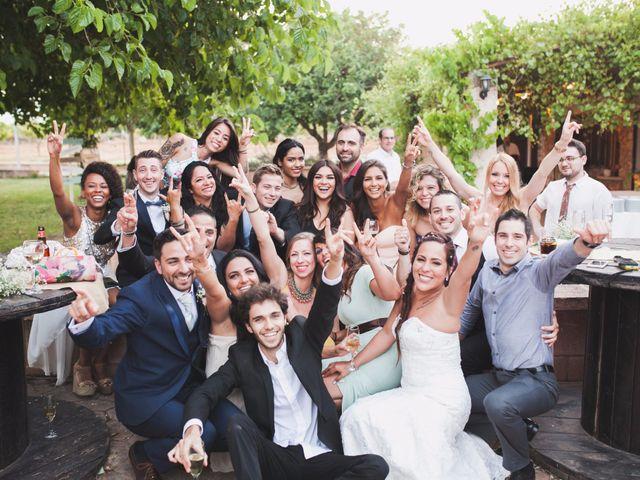 La boda de Miki y Fio en Santa Eugenia, Islas Baleares 77