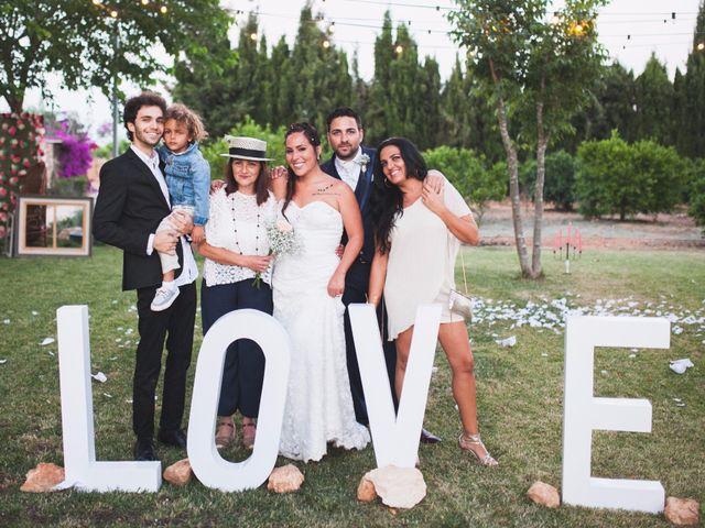 La boda de Miki y Fio en Santa Eugenia, Islas Baleares 81