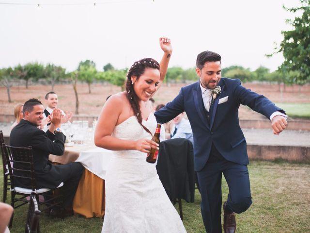 La boda de Miki y Fio en Santa Eugenia, Islas Baleares 85