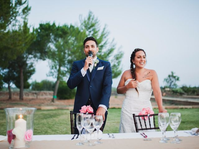 La boda de Miki y Fio en Santa Eugenia, Islas Baleares 86