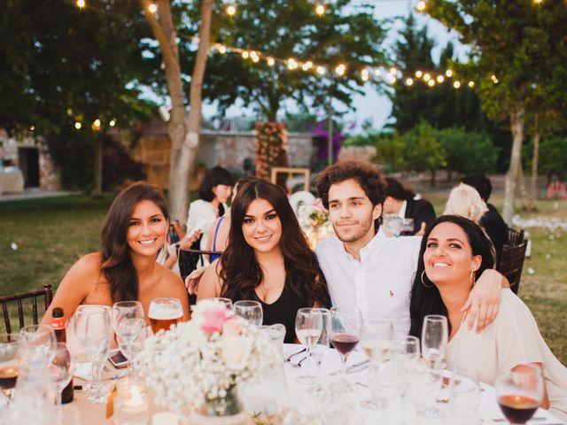 La boda de Miki y Fio en Santa Eugenia, Islas Baleares 88