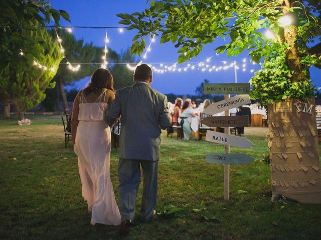 La boda de Miki y Fio en Santa Eugenia, Islas Baleares 90