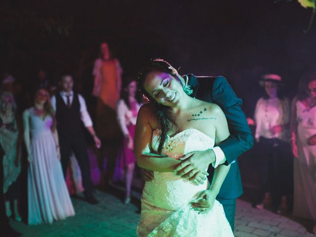 La boda de Miki y Fio en Santa Eugenia, Islas Baleares 99