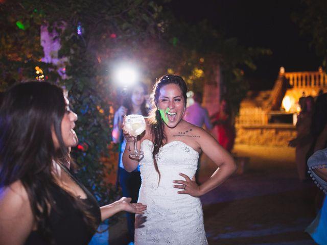 La boda de Miki y Fio en Santa Eugenia, Islas Baleares 100
