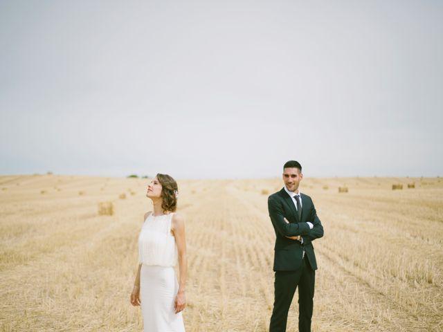 La boda de Carmen y Borja