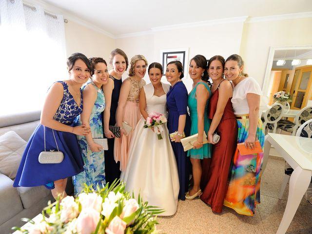 La boda de Héctor y Laura en Alcácer, Valencia 4