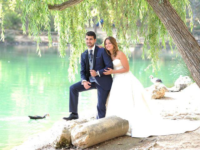 La boda de Héctor y Laura en Alcácer, Valencia 17