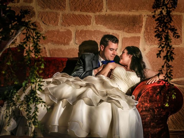 La boda de Antonio y Sara en Pedrola, Zaragoza 1