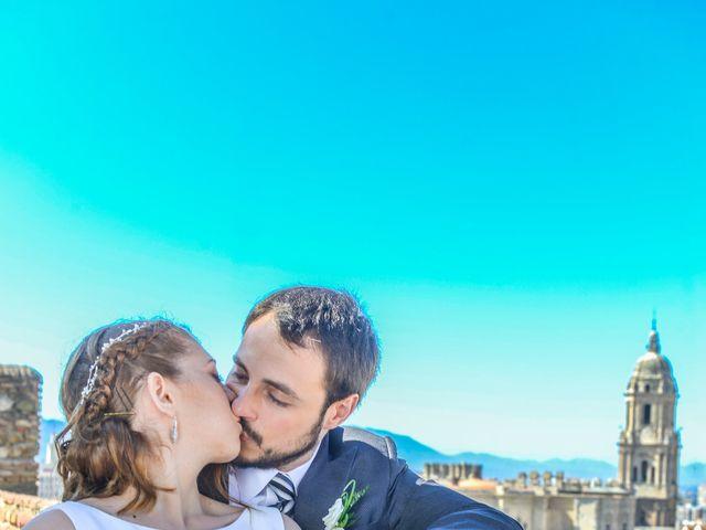 La boda de Jose y Celia en Málaga, Málaga 53