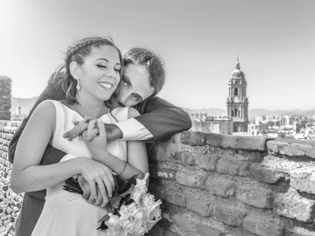 La boda de Jose y Celia en Málaga, Málaga 54