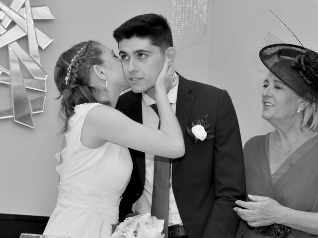 La boda de Jose y Celia en Málaga, Málaga 59