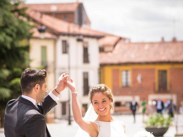 La boda de Ricardo y Virginia en Valdefresno, León 9