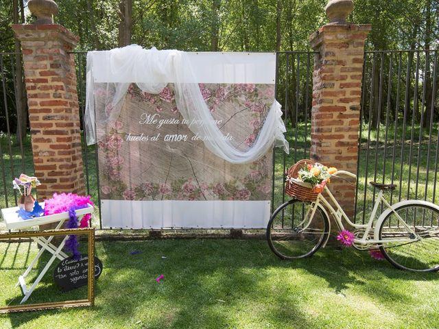 La boda de Ricardo y Virginia en Valdefresno, León 13