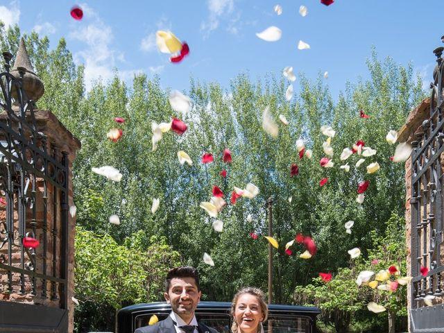 La boda de Ricardo y Virginia en Valdefresno, León 17