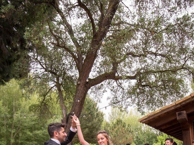 La boda de Ricardo y Virginia en Valdefresno, León 19