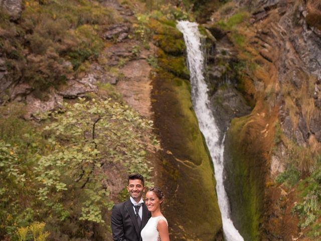 La boda de Virginia y Ricardo
