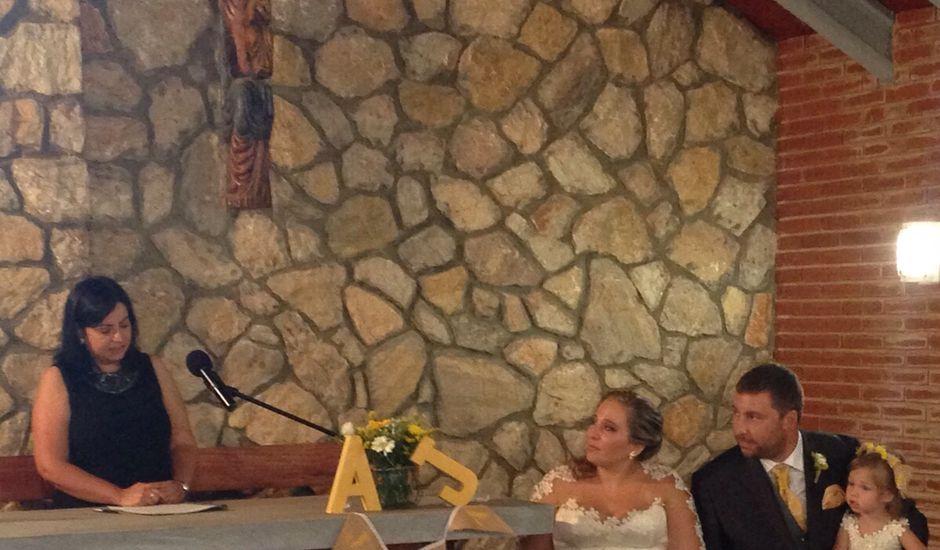 La boda de Jordi Sagristà Isern y Alba Fernandez Llort en Cabra Del Camp, Tarragona
