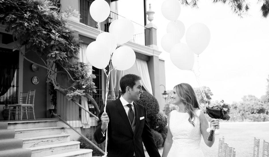 La boda de Alejandro  y Ángeles en Picanya, Valencia