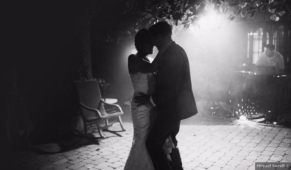 La boda de Miki y Fio en Santa Eugenia, Islas Baleares