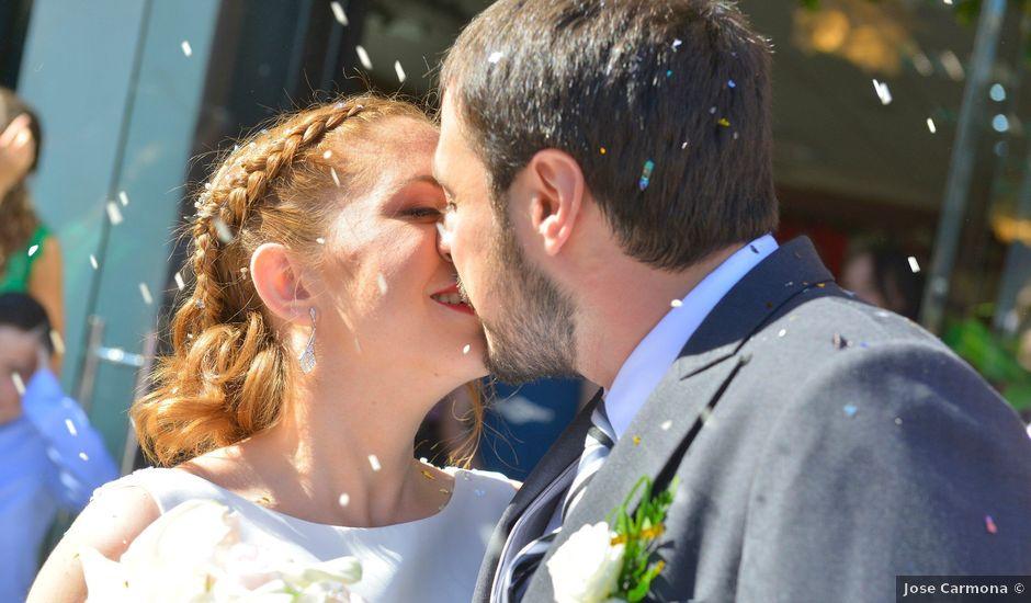 La boda de Jose y Celia en Málaga, Málaga