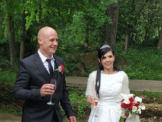 La boda de Victoria y Javi 1