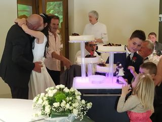 La boda de Victoria y Javi