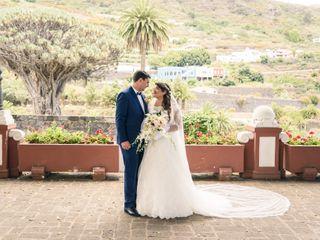 La boda de Ashley y Enrique
