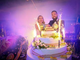 La boda de Alba y Marc