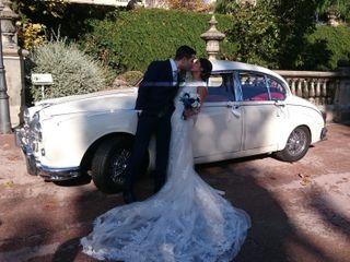 La boda de Daniel y Lillian