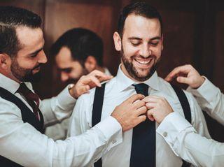 La boda de Silvia y Paco 3