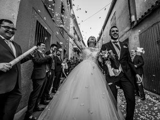 La boda de Ainhoa y Jony