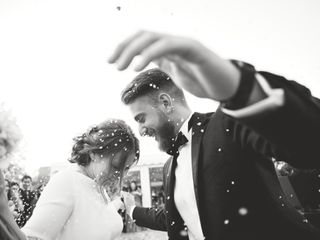 La boda de Aitana y Alvaro