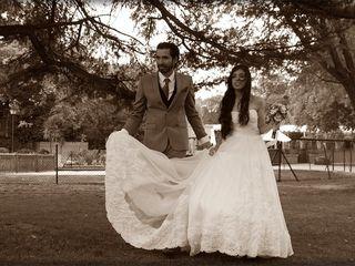 La boda de Hernan y Natalia