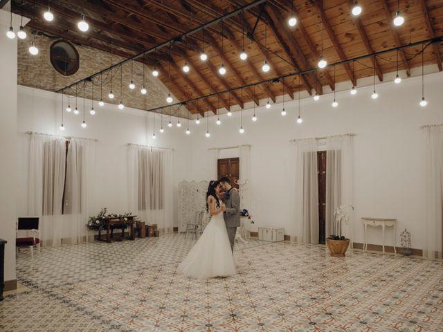 La boda de Mari Carmen y Francisco