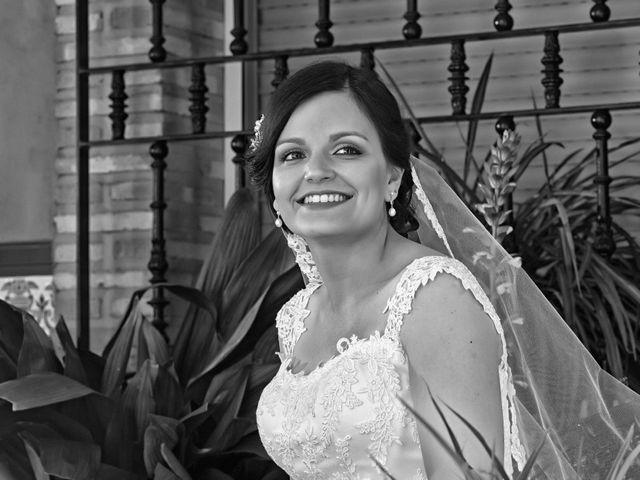 La boda de Jose Antonio y Ana Isabel en Bolaños De Calatrava, Ciudad Real 2
