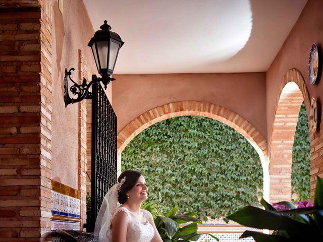 La boda de Jose Antonio y Ana Isabel en Bolaños De Calatrava, Ciudad Real 5