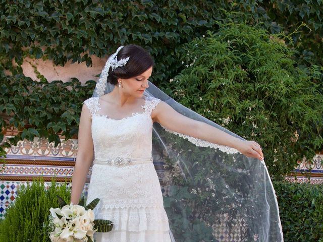 La boda de Jose Antonio y Ana Isabel en Bolaños De Calatrava, Ciudad Real 7