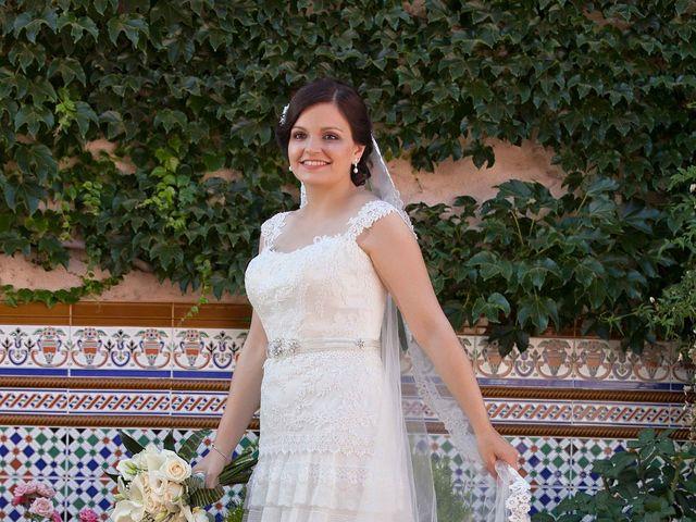 La boda de Jose Antonio y Ana Isabel en Bolaños De Calatrava, Ciudad Real 8