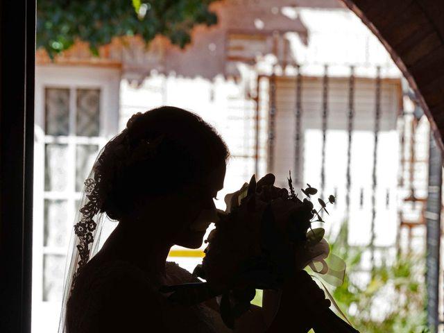 La boda de Jose Antonio y Ana Isabel en Bolaños De Calatrava, Ciudad Real 9