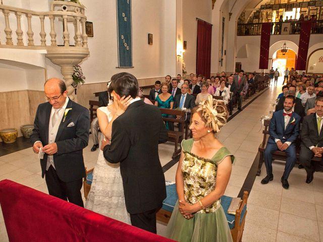 La boda de Jose Antonio y Ana Isabel en Bolaños De Calatrava, Ciudad Real 10