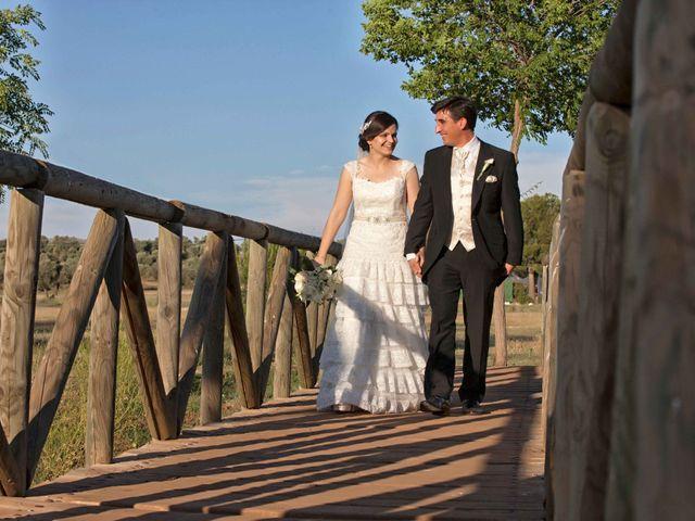 La boda de Jose Antonio y Ana Isabel en Bolaños De Calatrava, Ciudad Real 13