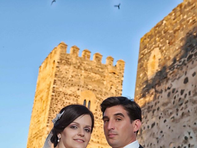La boda de Jose Antonio y Ana Isabel en Bolaños De Calatrava, Ciudad Real 16